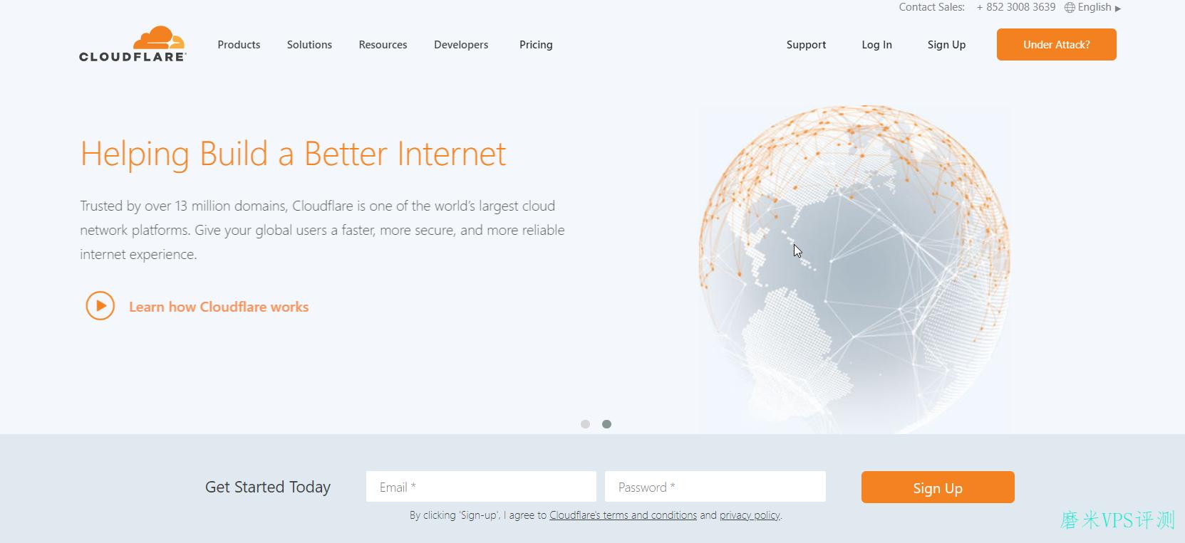 CloudFlare Partner申请及程序部署